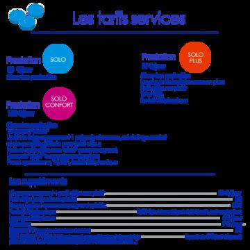 Les services hôteliers | Hôpital privé Arras les Bonnettes